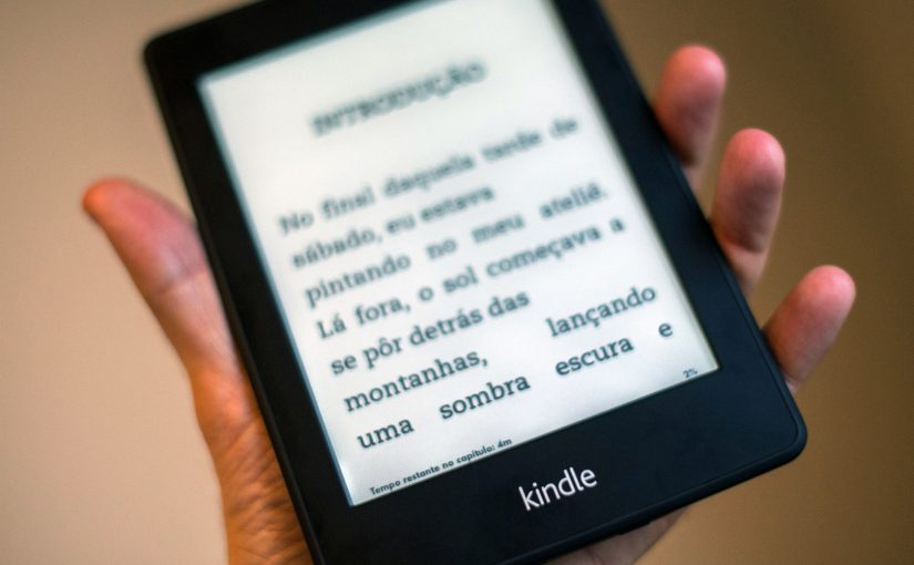 kindle ebook liseuse